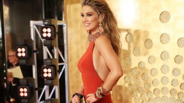 Delta Goodrem at the 2017 TV Week Logie Awards