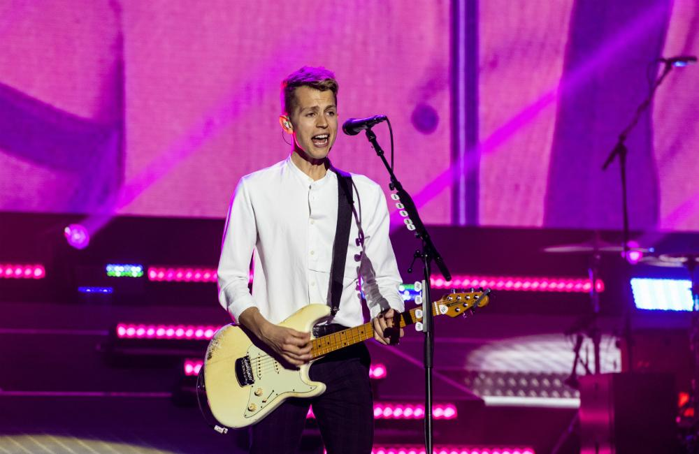 James McVey will invite all his I'm A Celeb pals to wedding