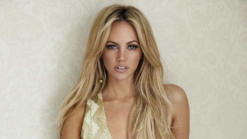 'We're all in this together': Singer Samantha Jade opens up about Coronavirus pandemic