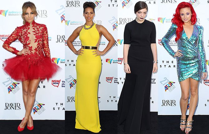 ARIA Awards 2013: A complete look