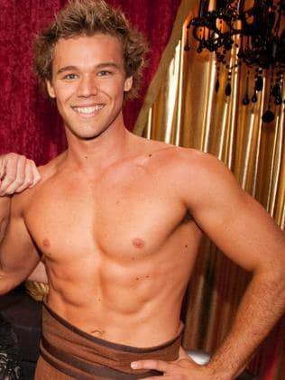 Lincoln Lewis: DWTS cutie