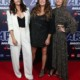 Brooke McClymont, Samantha McClymont and Mollie McClymont of The McClymonts at the 2020 ARIA Awards at The Star