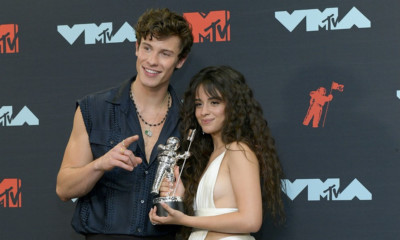 "Shawn Mendes: ""I love that Camila Cabello has my back"""