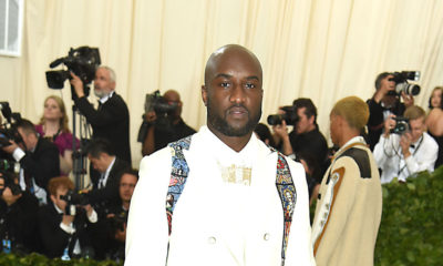 Off-White's Virgil Abloh started his brand to pursue architecture
