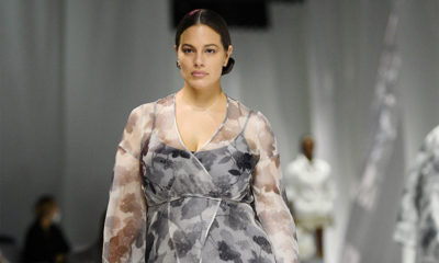 Ashley Graham lost her hair after giving birth