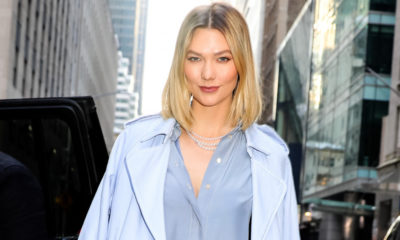 Karlie Kloss likes to keep her beauty routine 'simple'