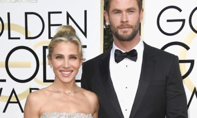 So sweet! Chris Hemsworth shares tribute to wife Elsa Pataky as they celebrate 10 year anniversary