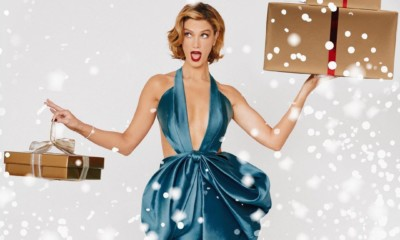 Delta Goodrem has yet another exciting Christmas announcement