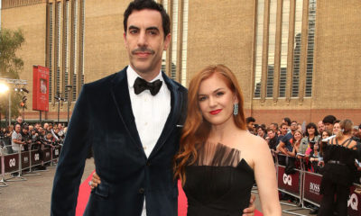 Isla Fisher's favourite joke was removed from Borat sequel