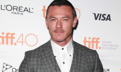 Luke Evans: I want sexuality to stop being a 'novelty thing'