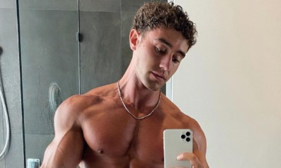 Eye Candy Sundays: Zac Perna's hottest shirtless Instagram photos