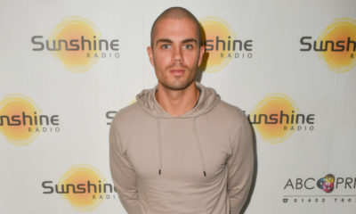 Max George suffered depression over The Wanted split
