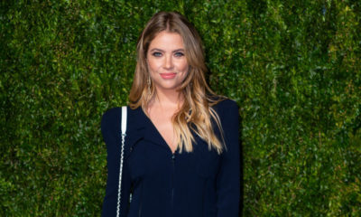 Ashley Benson's 'real chemistry' with G-Eazy