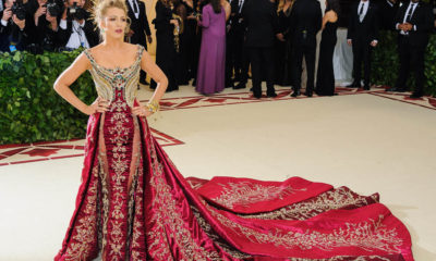 Blake Lively 'felt insecure' in her post-baby body