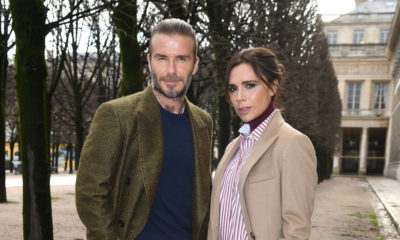 David and Victoria Beckham were paid almost 40k a day in 2019