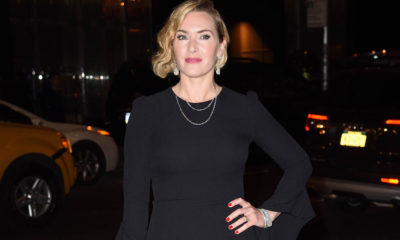 Kate Winslet's son wants to be an 'actress'