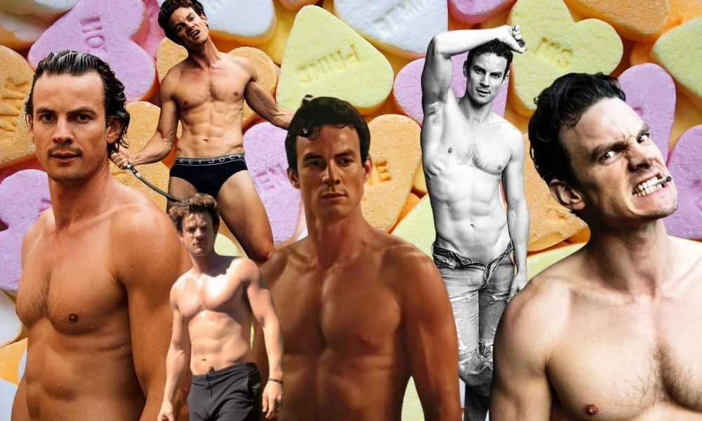 Luke Cook's Hottest Shirtless Moments