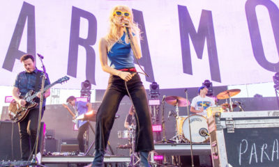 Hayley Williams is ready to record a new Paramore album
